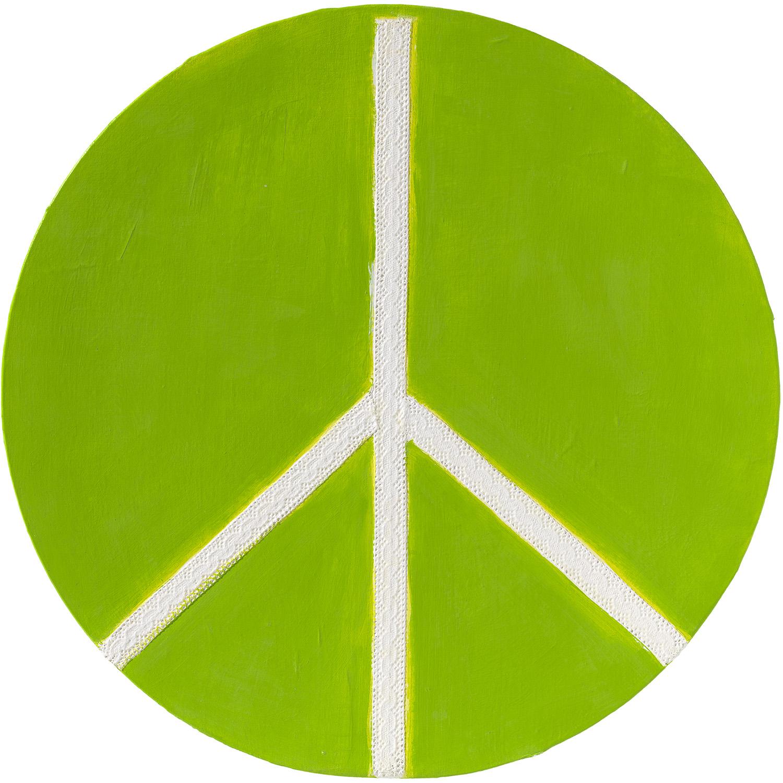 Peace-gron
