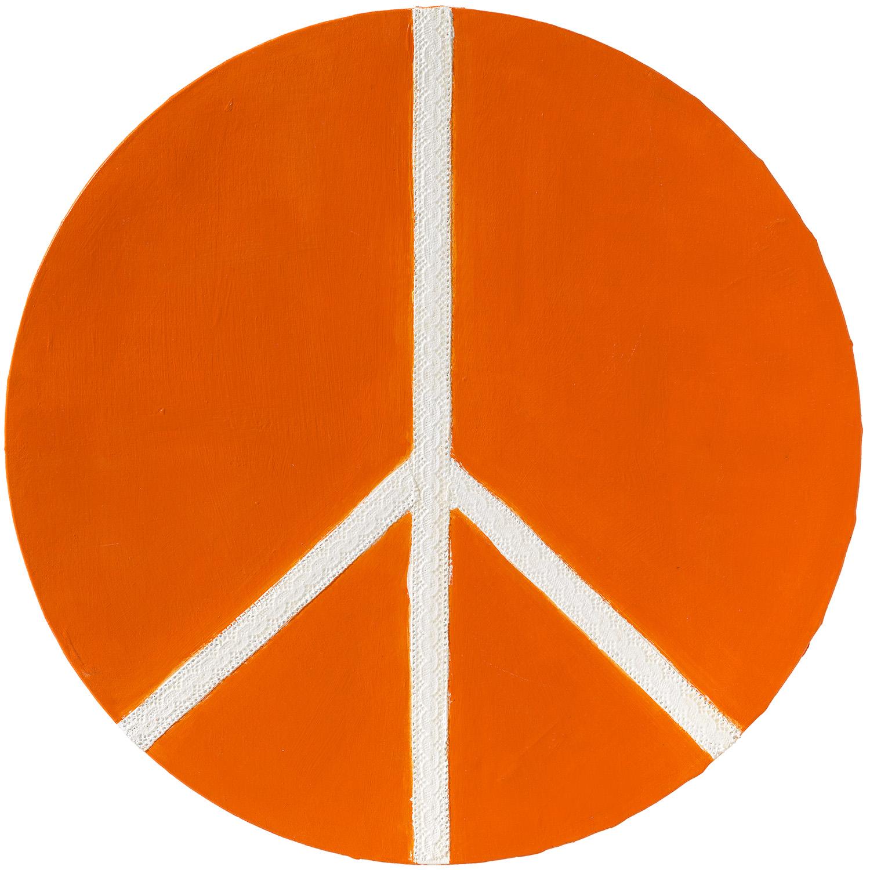 Peace-orange